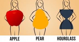 Quale forma corrisponde al tuo corpo? Un medico spiega cosa rivela della tua salute