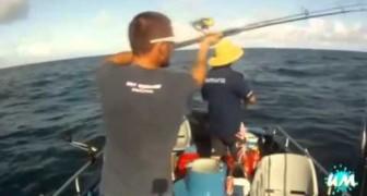 Fischen ist nicht für jedermann
