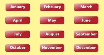 Em qual mês você nasceu? Segundo a ciência, veja qual o impacto na sua personalidade!