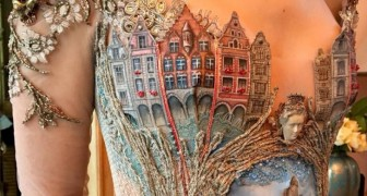 Abiti che raccontano storie: la maestria di questa stilista francese vi conquisterà