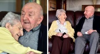 Eine 98-Jährige zieht ins Altersheim, um sich um ihre 80-jährigen Sohn zu kümmern