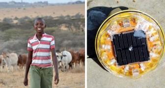 Con una semplice invenzione, questo ragazzo ha salvato i leoni, il bestiame e l'economia del suo villaggio