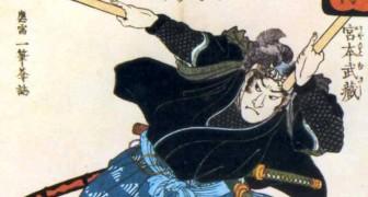 Poco antes de morir, el mas grande espadachin japones escribe 21 preceptos de vida: vale la pena leerlos