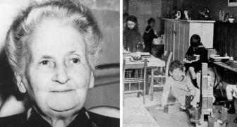 Das sind die Ratschläge von Maria Montessori, um Kinder unabhängig und glücklich zu erziehen