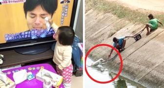 12 fotos que demonstram que as crianças são a salvação da humanidade