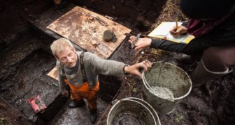 In Kanada wurde eine Siedlung gefunden die älter ist als die Pyramiden von Ägypten