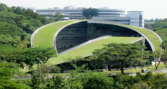 8 edifici con il tetto Verde tra i più spettacolari ed efficienti del mondo
