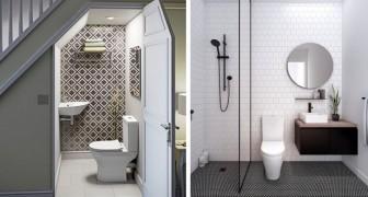 34 maravillosas ideas para transformar un baño minusculo en el mejor espacio de la casa