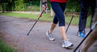 Vuoi mantenere in salute il tuo cuore? Bastano 40 minuti di camminata, 2 volte a settimana