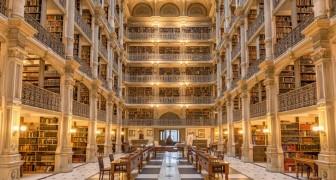 Quelques-unes des plus belles bibliothèques du monde où nous aimerions tous nous enfermer quelques heures par jour