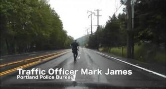 Il poliziotto animalista