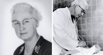 Hier die Frau, die den APGAR Score erfunden hat, die Methode die tausenden von Neugeborenen das Leben gerettet hat