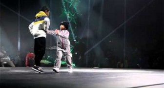 Diese Kids werden mal ganz groß im Breakdance
