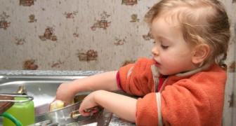 Door kinderen een aantal huishoudelijke taken te laten doen zijn ze succesvoller als volwassenen
