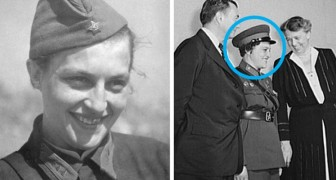 Deze vrouw was de beste sluipschutter van de Sovjet-Unie en was bepalend bij het verslaan van het Duitse leger
