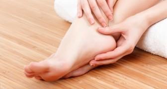 Avec ces 2 ingrédients que vous avez chez vous, vous pouvez retrouver des pieds doux comme ceux d'un bébé.