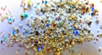 Tijdens elke maaltijd krijgen we ongeveer 110 stukjes plastic binnen die in huisstof zitten