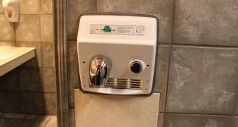 Une nouvelle étude montre que les sèche-mains électriques aspirent les bactéries des toilettes et les diffusent... sur vous