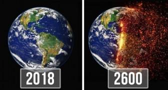 Pour Stephen Hawking, la Terre n'a plus beaucoup de temps à vivre : voici 5 façons qui pourront causer cette fin prochaine