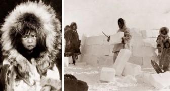 18 boeiende foto's van de eeuwenoude tradities van de volkeren die wij Eskimo's noemen... en waarvan we heel weinig af weten
