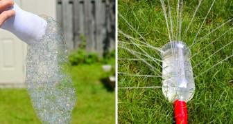 16 originelle DIY mit Plastikflaschen, die das ganze Jahr über nützlich sind