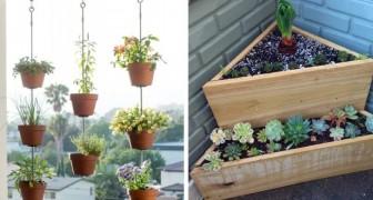14 Ideen, um euren Balkon so günstig wie möglich zu verschönern
