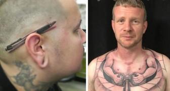 34 tatouages à effet 3D qui sont bien plus que de simples dessins sur la peau.