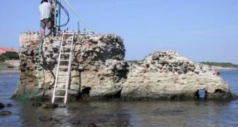 Wie kommt es dass der Zement, den die alten Römer benutzten resistenter ist als der heutige Zement?