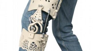 Cet exosquelette imprimé en 3D promet d'éliminer toute douleur au genou sans oublier le confort