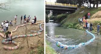 Il Guatemala ha trovato un modo creativo per impedire ai rifiuti di raggiungere il mare