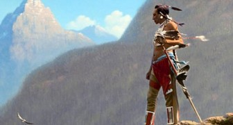 15 seltene Farbbilder die vom Stolz der amerikanischen Ureinwohner berichten