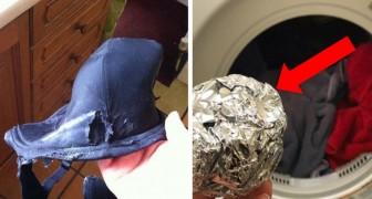 7 Dinge, die man in der Waschmaschine waschen kann und 7, die man auf keinen Fall hinein tun sollte
