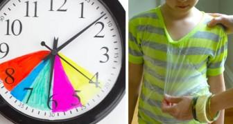 20 simples dicas que deixam a vida dos pais mais simples