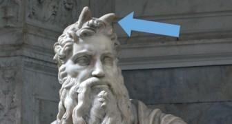 6 berühmte Skulpturen die schwer zu entschlüsselnde Geheimnisse bergen