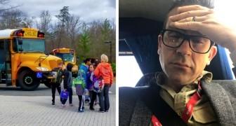 Un papà si offre di accompagnare 60 bambini in gita: il suo racconto di viaggio fa piegare dalle risate