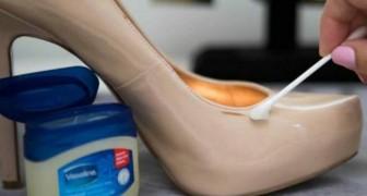 5 trucchi efficaci per rimuovere dalle scarpe graffi, cattivi odori e sporco