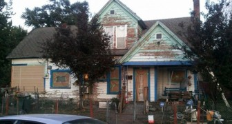 Alguns jovens vandalizam a casa de um idoso: um homem os ouve e decide dar uma lição exemplar a eles
