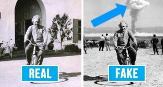 13 foto diventate famose per la loro spettacolarità... Ma che poi si sono rivelate essere dei fake