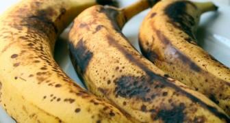 Har du väldigt mogna bananer? Du kan göra en enkel och mycket läcker efterrätt med dem