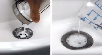 Come sturare lo scarico in meno di un minuto: un metodo semplice e naturale