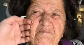 Une formidable maquilleuse maquille sa grand-mère : quand elle termine, elle a 40 ans de moins.
