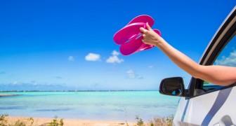 Torna il dilemma dell'estate: si può guidare con le infradito? Ecco cosa dice la legge