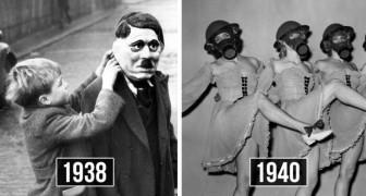 18 photos rares du vingtième siècle que vous avez difficilement vues dans les livres d'histoire
