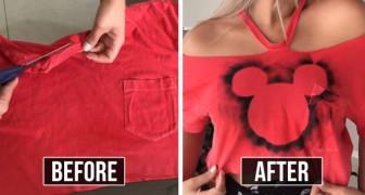 Da magliette anonime a top alla moda: fantastiche idee per dare nuova vita al vostro guardaroba