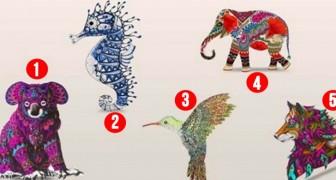 Mira estos animales y elige aquel de la cual te sientes mas atraido: esto es lo que dice de tu personalidad