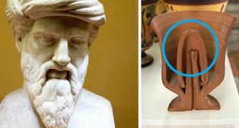 De beker van Pythagoras die zuipschuiten ontmaskerde. Zo werkt 'ie