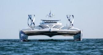 Es ist das erste Wasserstoffschiff der Welt: In sechs Jahren wird es in 50 Ländern ohne fossile Brennstoffe fahren