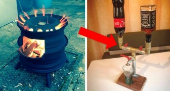 Do-it-yourself lessons! These 22 photos will show you that even from waste you can make something useful