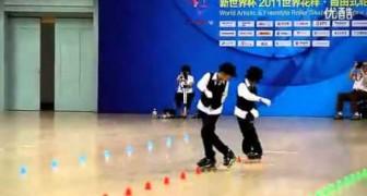 Roller Skating ist echt cool ;)