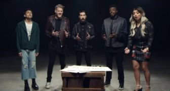 Deze prachtige a capella versie van Imagine ontroert duizenden mensen